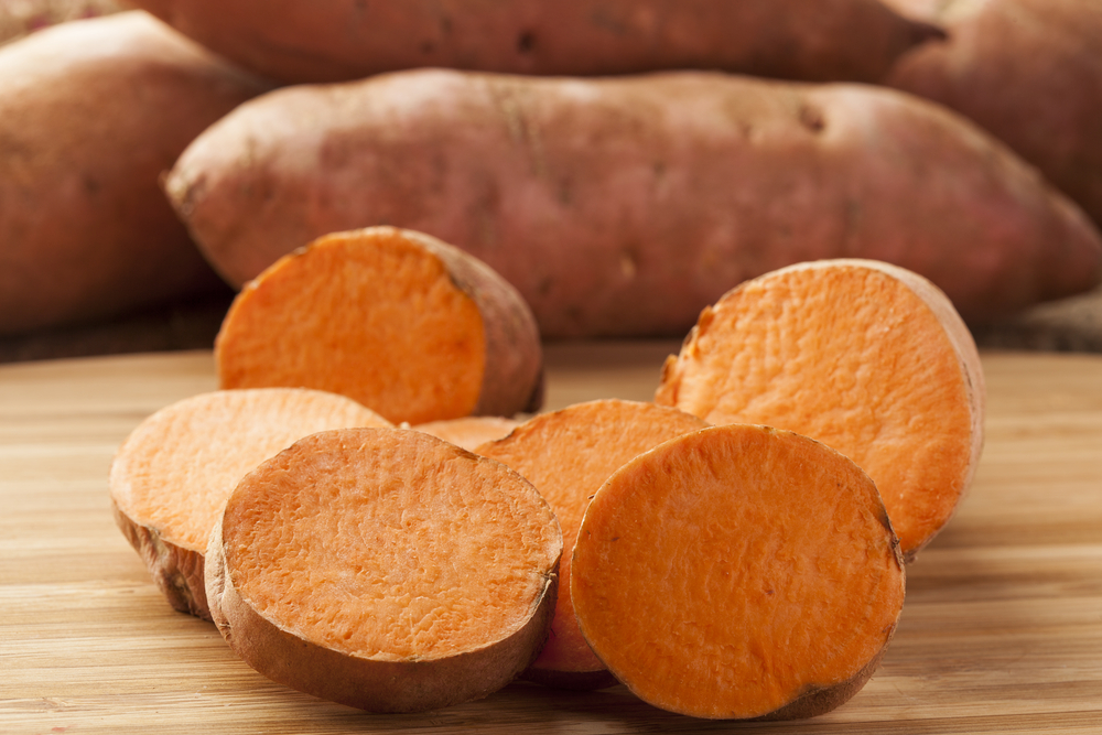 antioxidants sweet potatoes