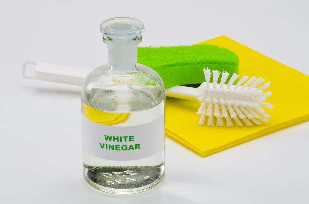 white vinegar uses