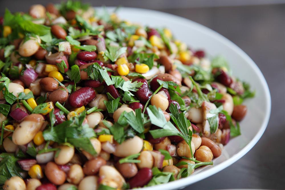 beans low in sodium