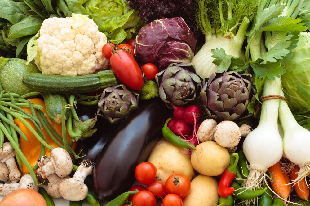 eat more produce clean-eating