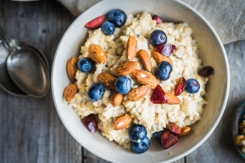 oatmeal low-carb
