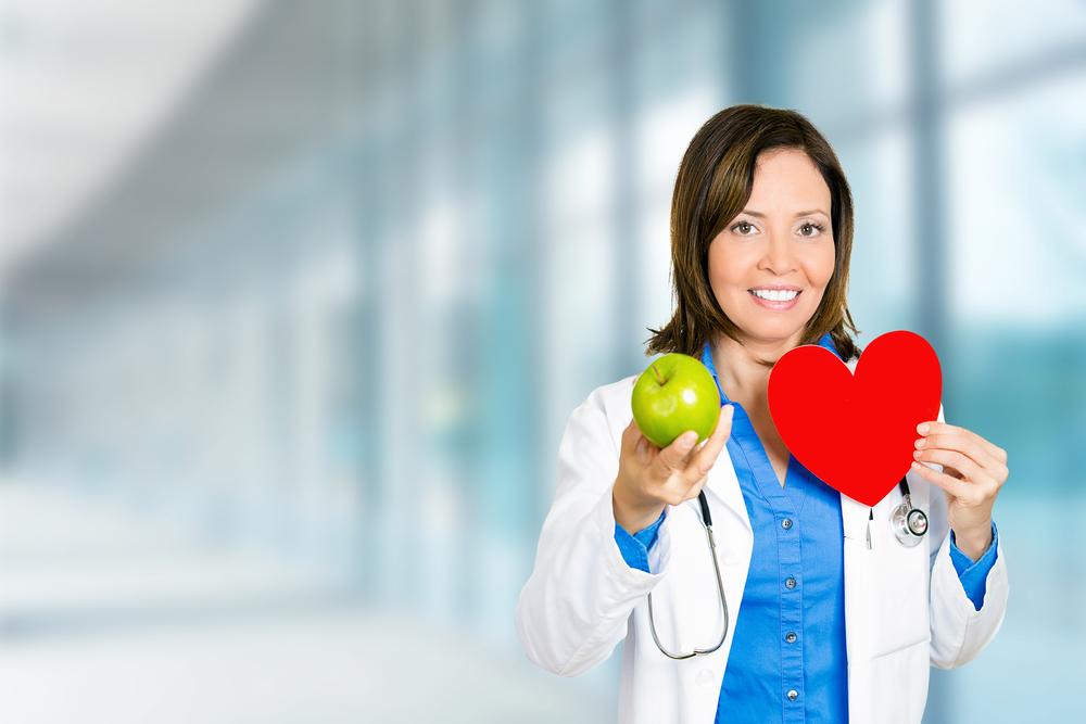 heart health apples