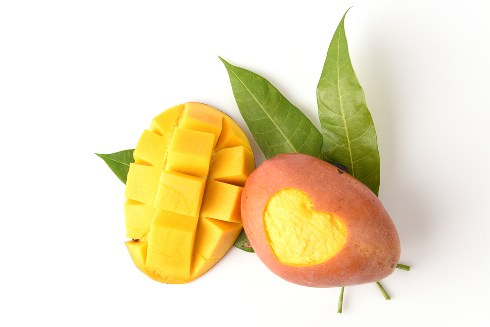 cholesterol mango