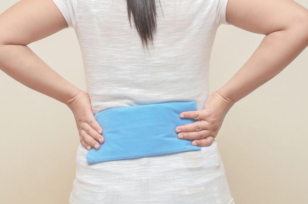 cold pack lower back pain