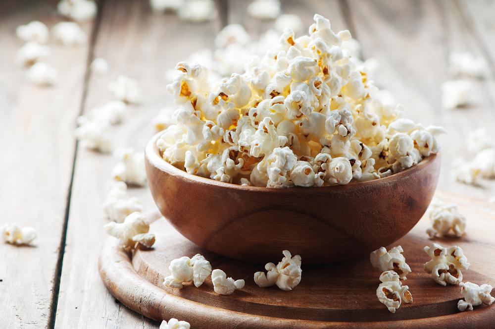 popcorn low in sodium