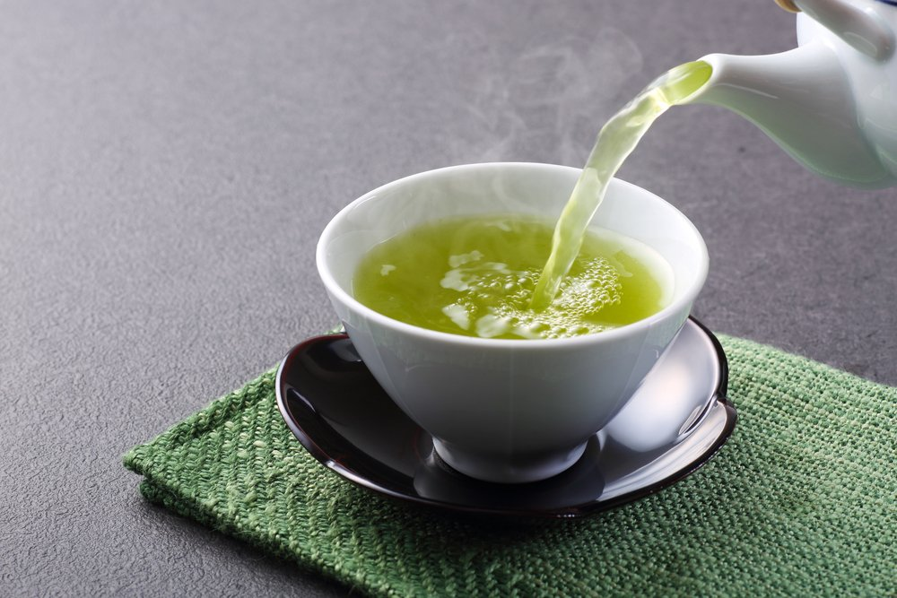 green tea heart health