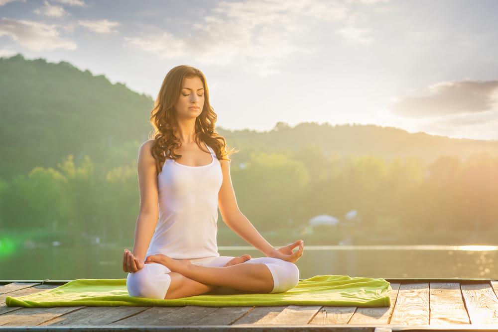 yoga insomnia