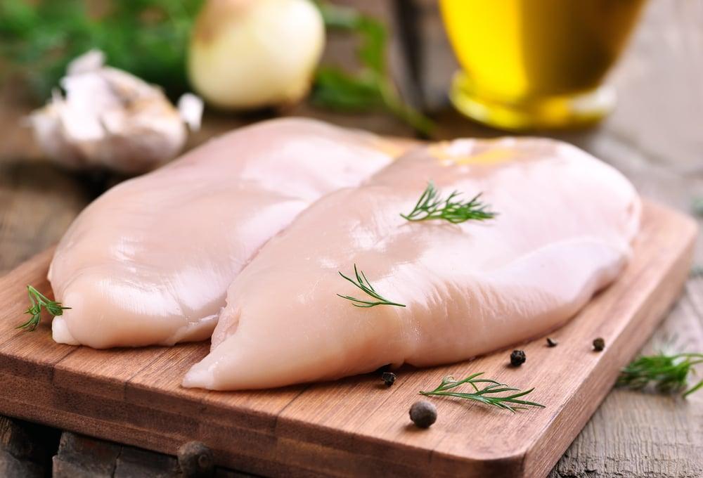 meats low in sodium
