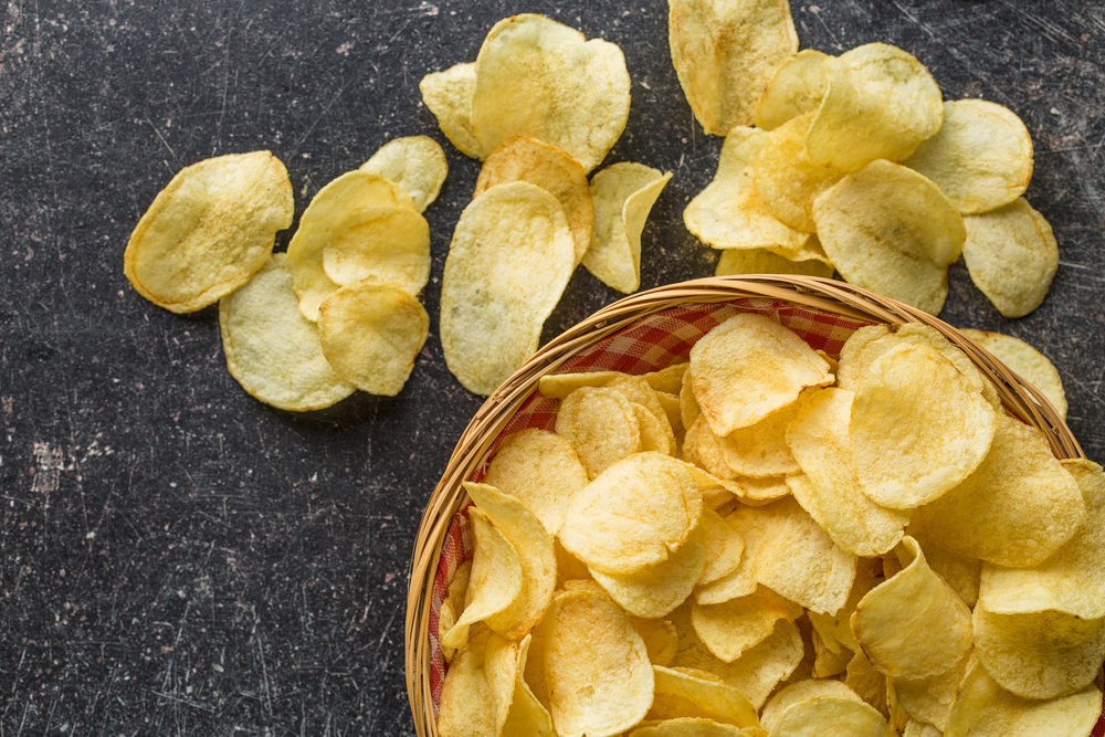 chips Fatty Foods