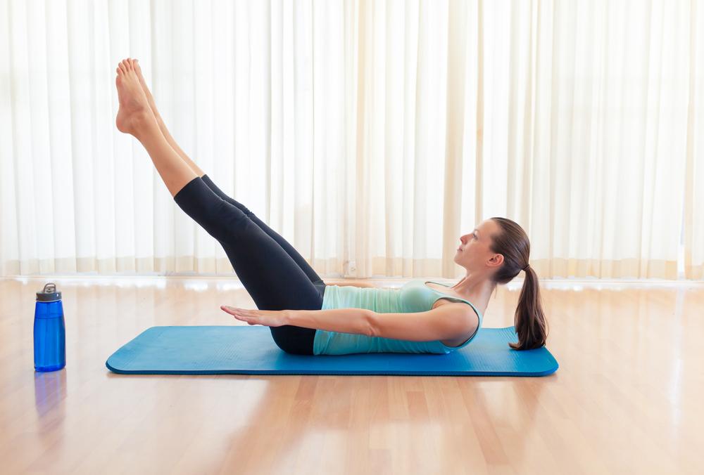 pilates  ab exercises
