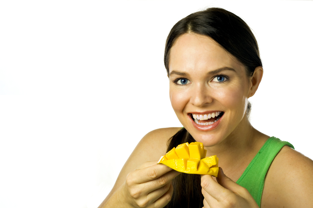 skin care mango