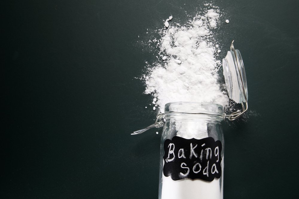 baking soda abdominal pain