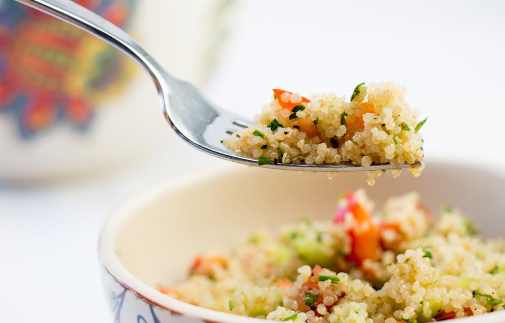 nutrients Quinoa