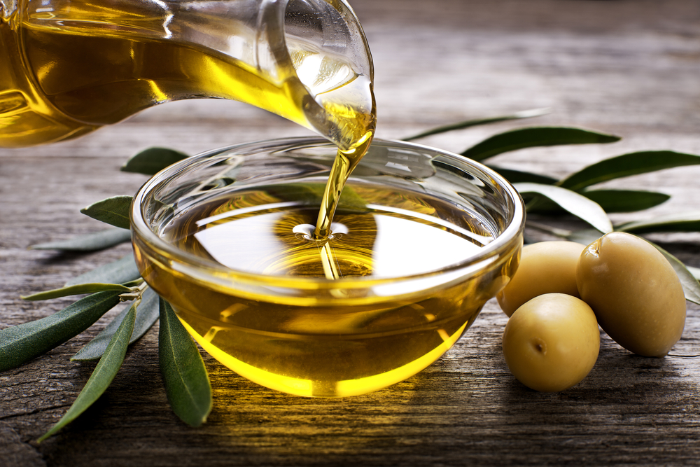 oils low in sodium