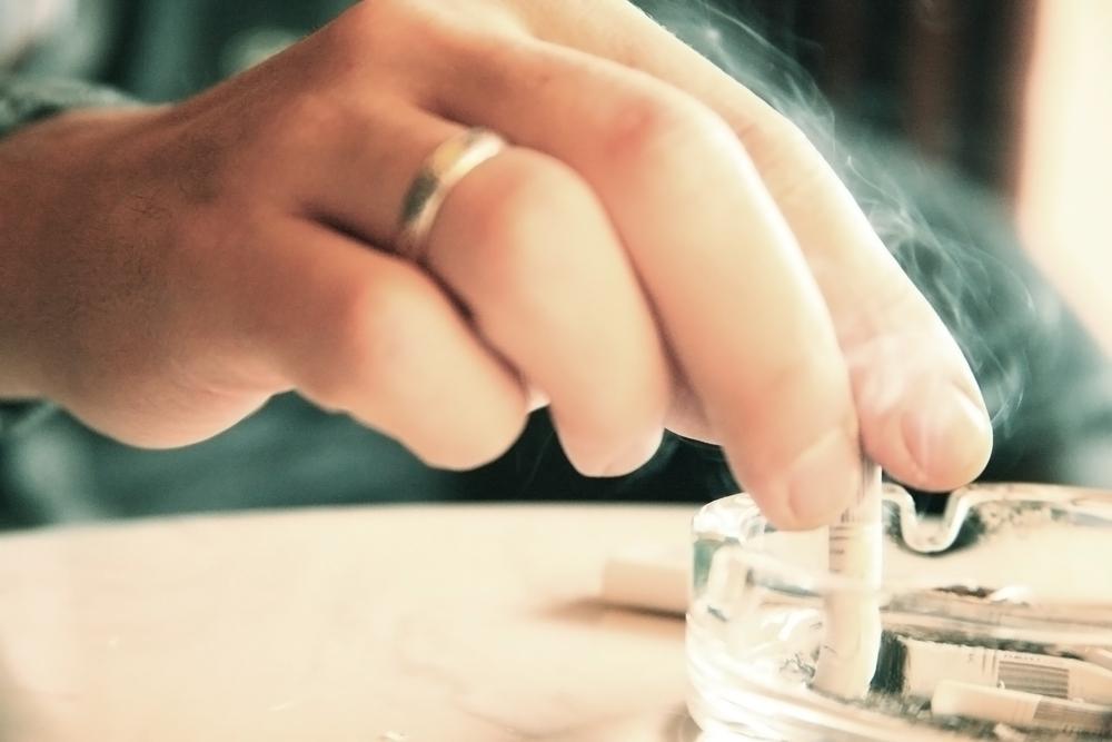smoking heart attack