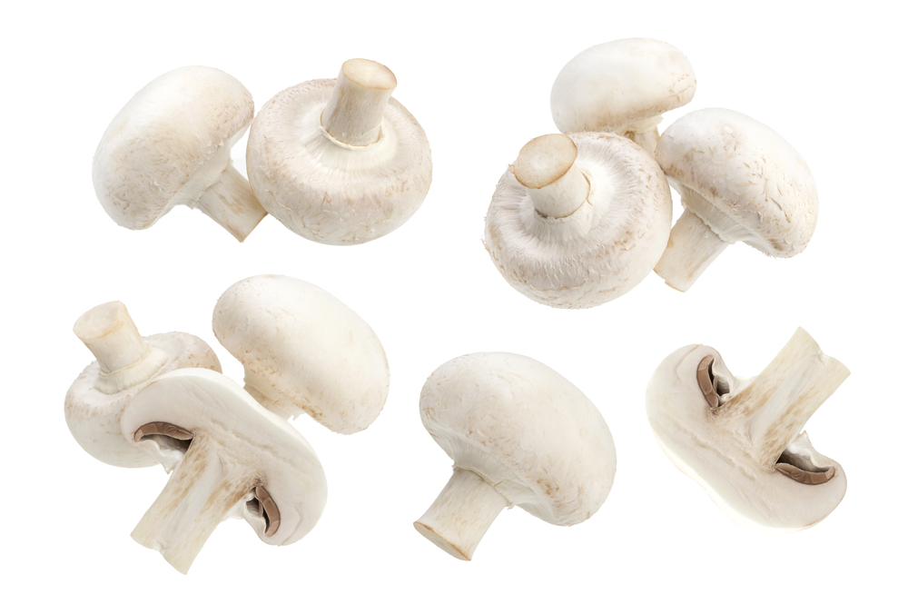 Low carb foods mushrooms