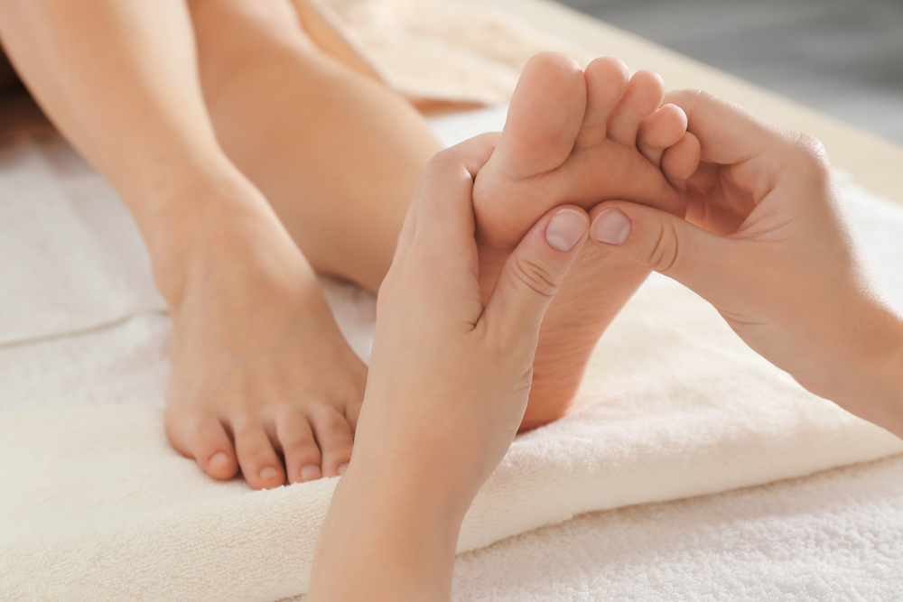 foot swelling treatments