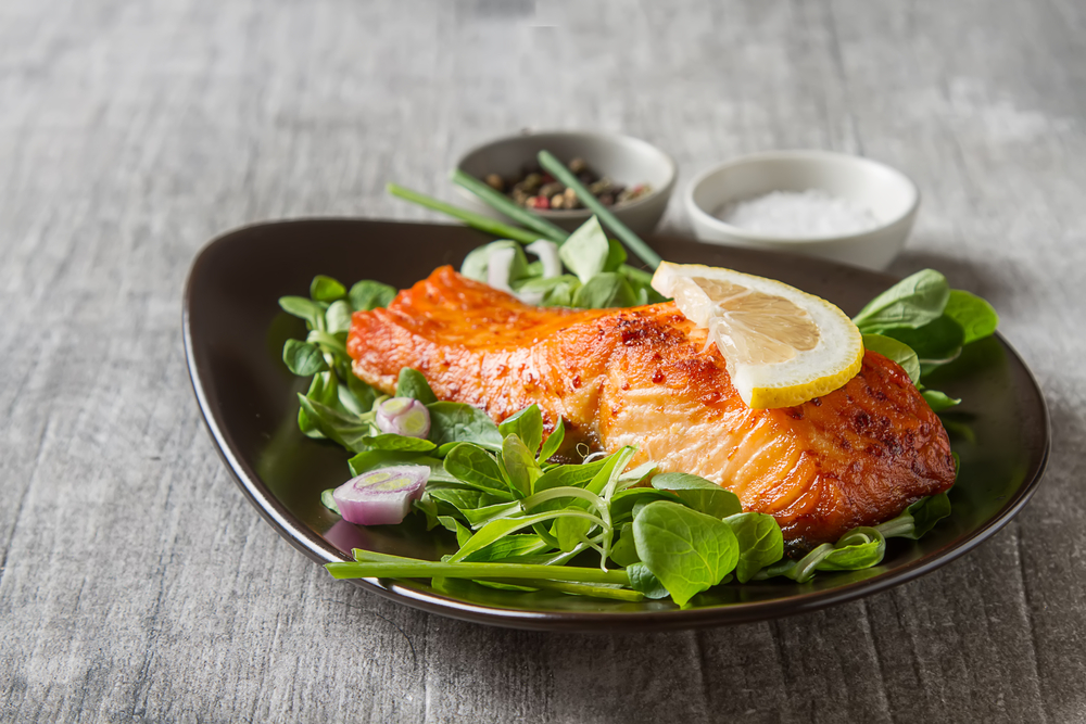 salmon heart health