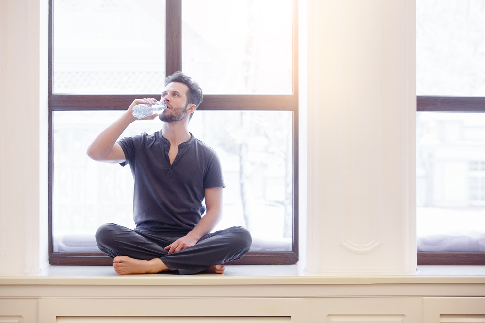 bad breath benefits of drinking water