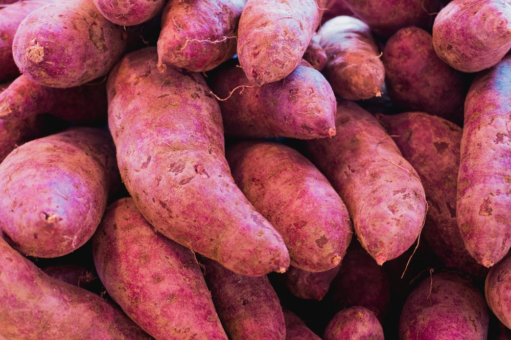 magnesium sweet potatoes