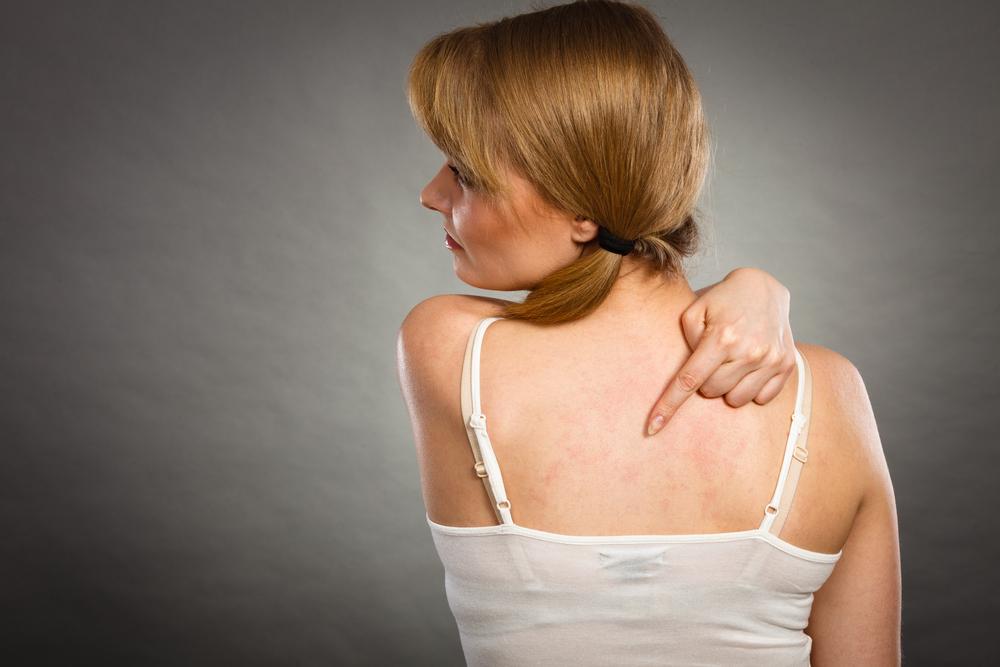 pain symptoms of tick bites
