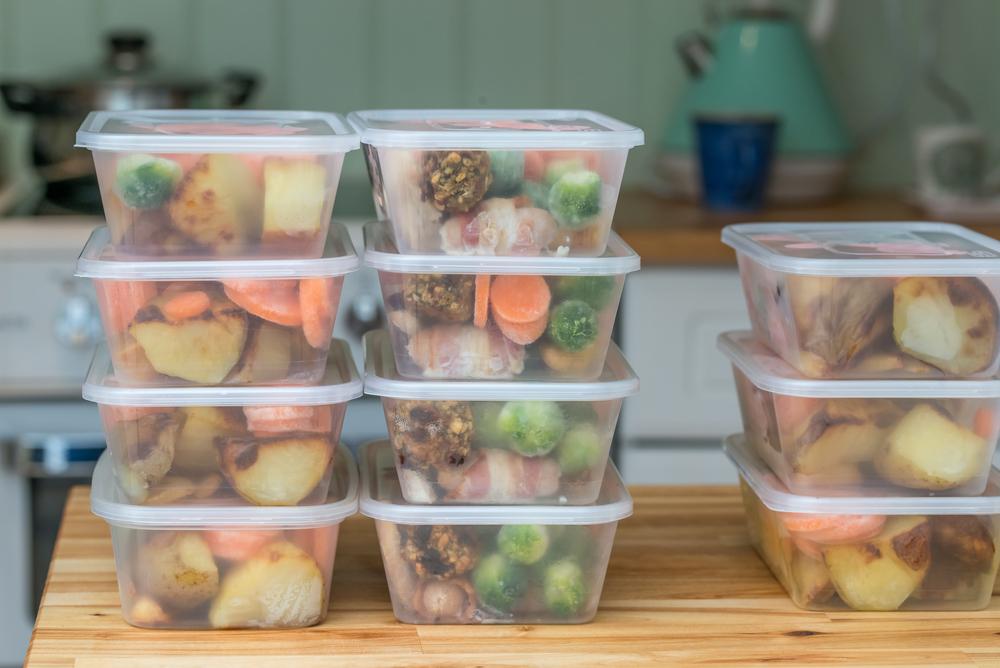 meal prep healthy-eating trends
