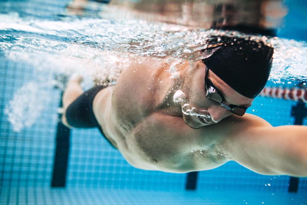 swimming Cardio