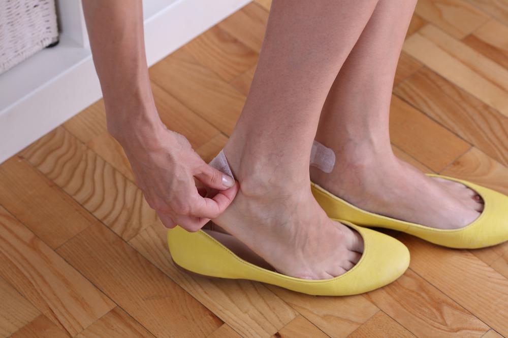 blisters necrotizing fasciitis