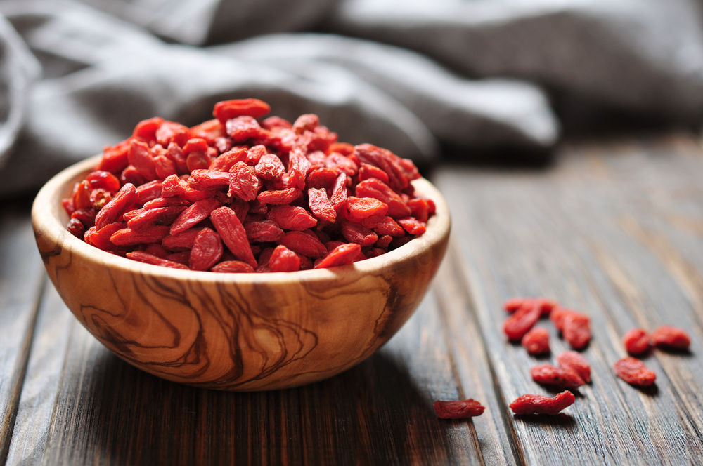 fruits Goji Berries