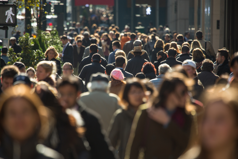 crowds phobias