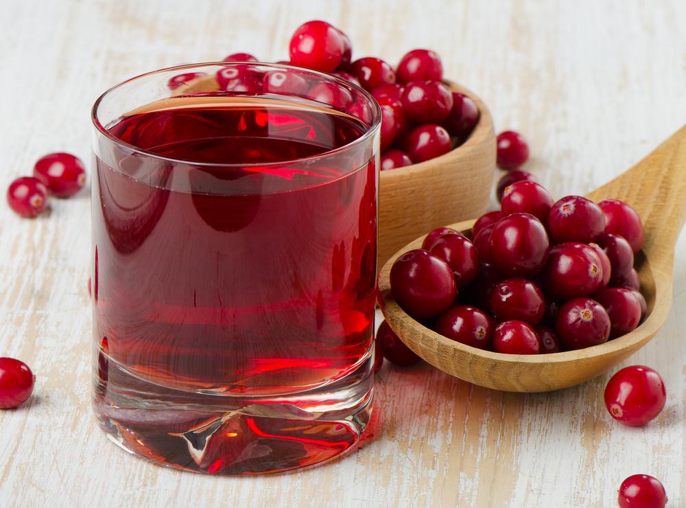 cranberry antioxidants