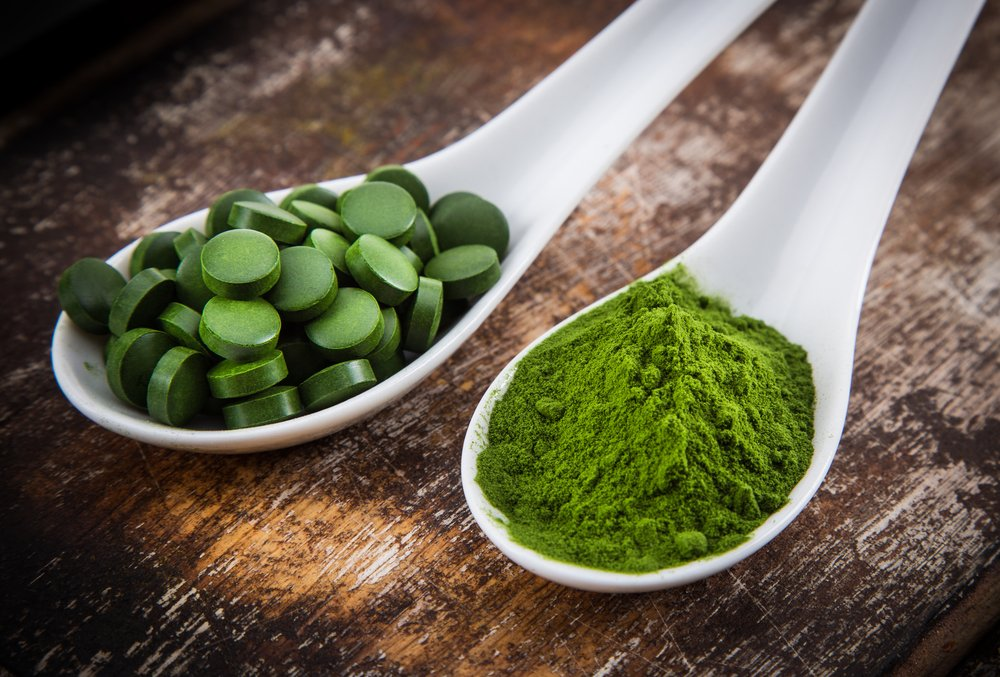 spirulina and anemia