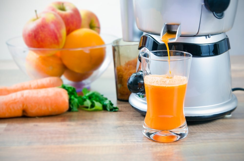 juicing recovery