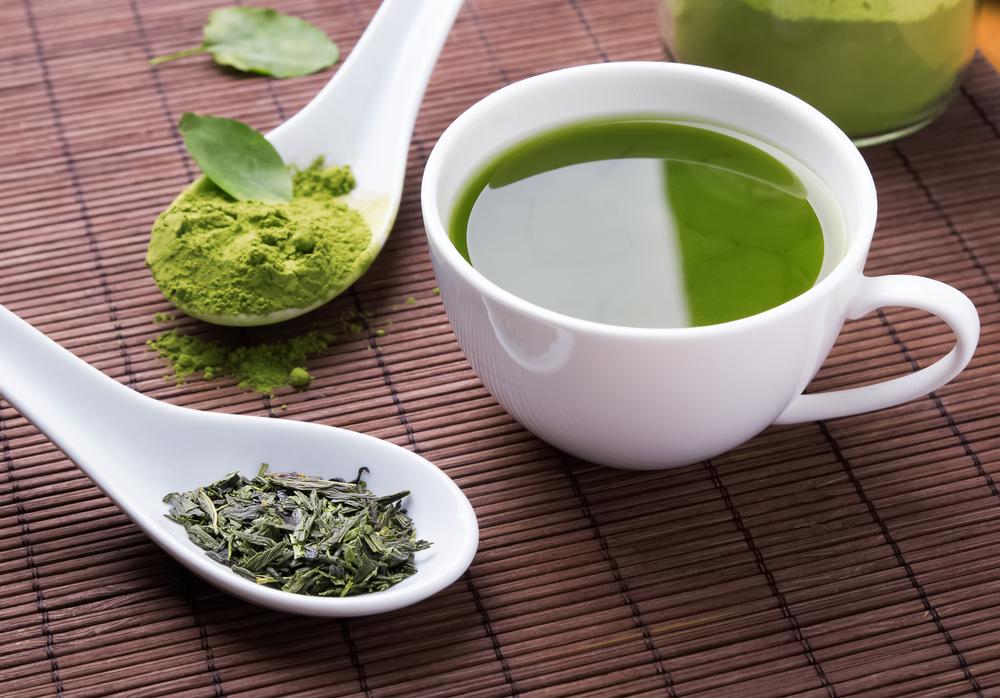 green tea antioxidants