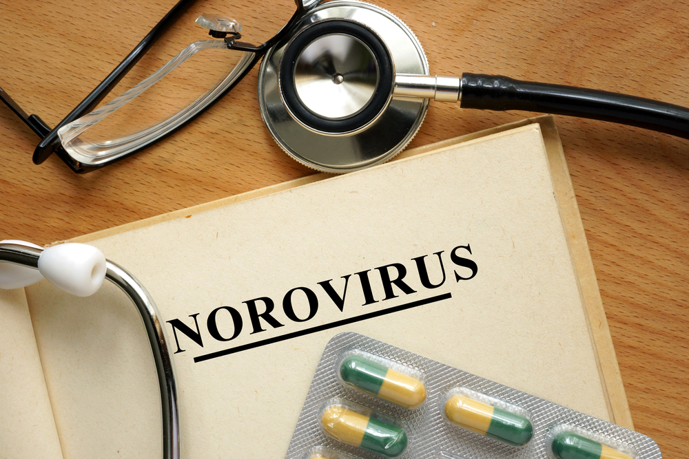 contaminated water norovirus