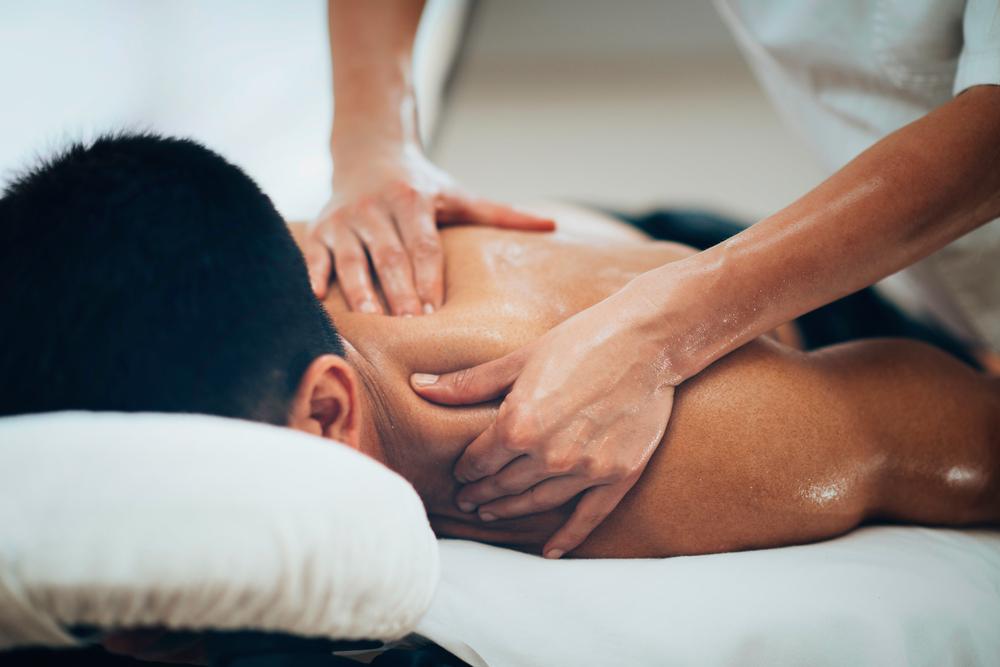 massage recovery