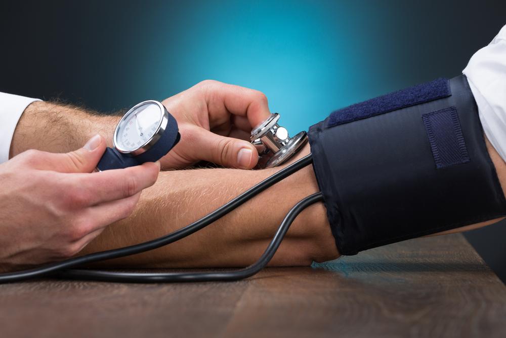 blood pressure waist training