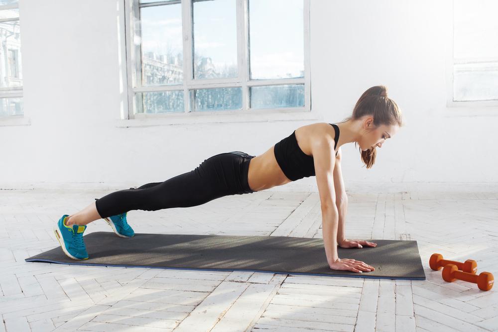 push ups CrossFit