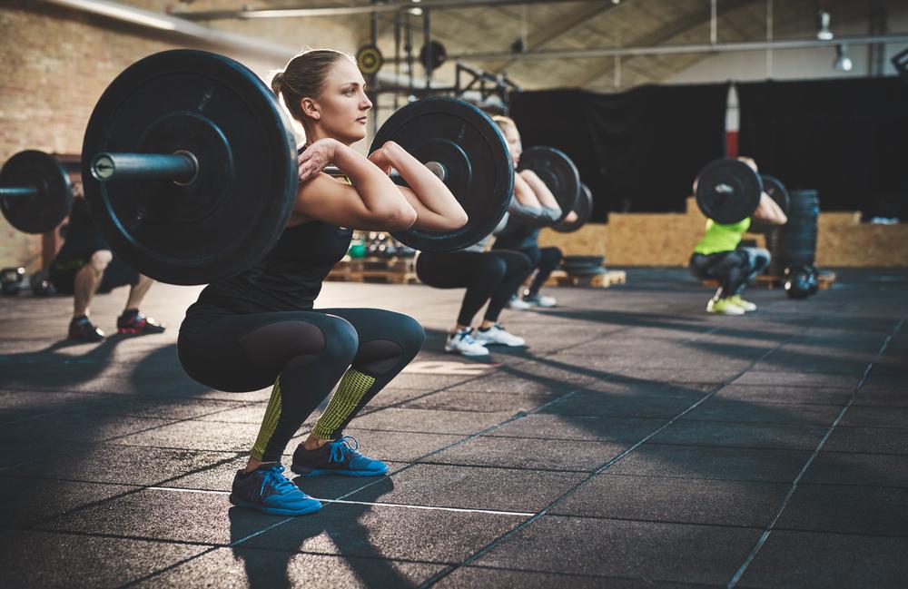 blue-green algae weight training