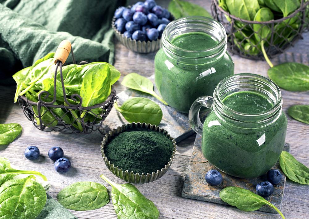spirulina nutrition