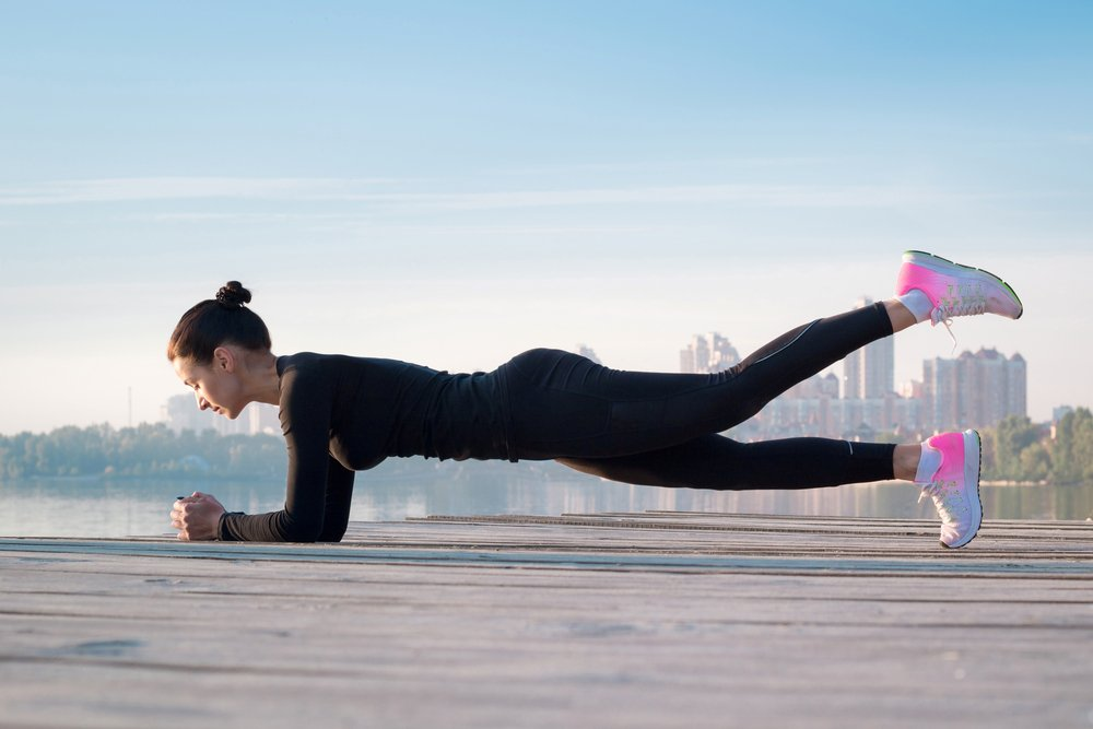 health benefits of plank exercises
