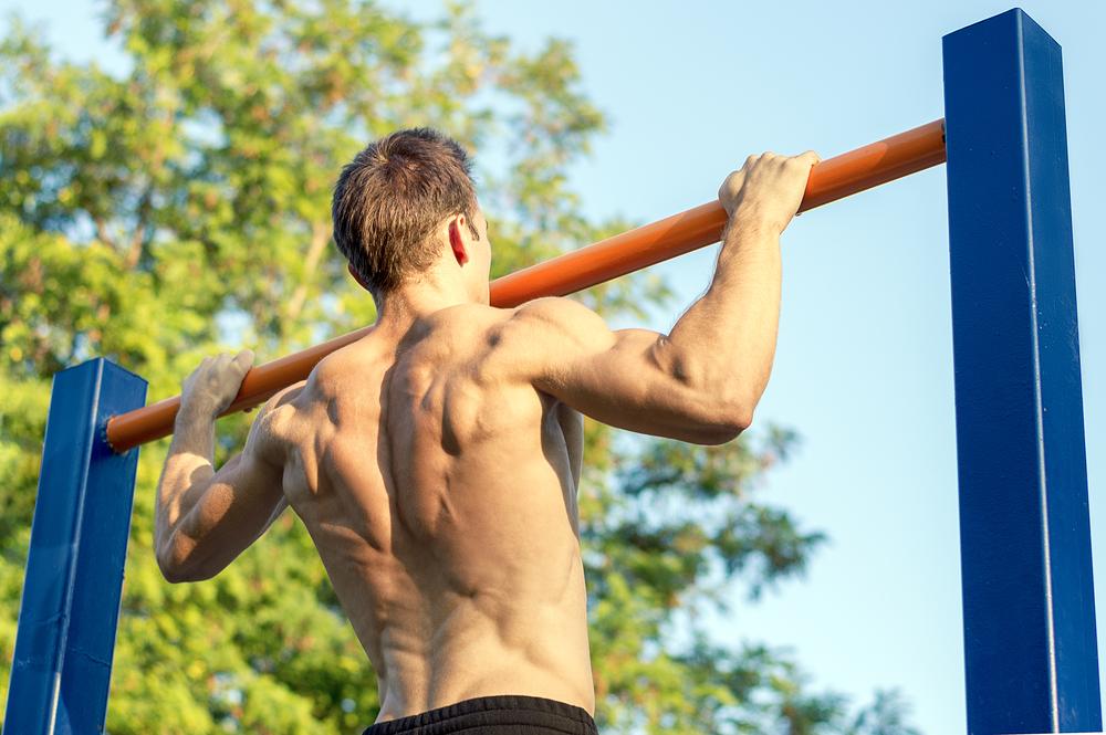 pull-ups CrossFit