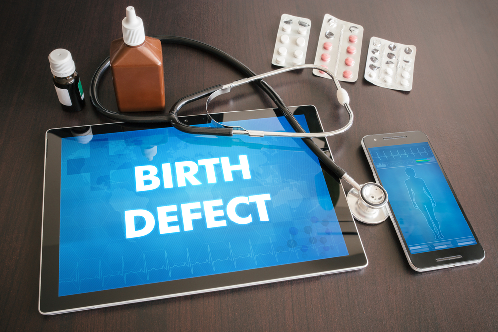 birth defects complications