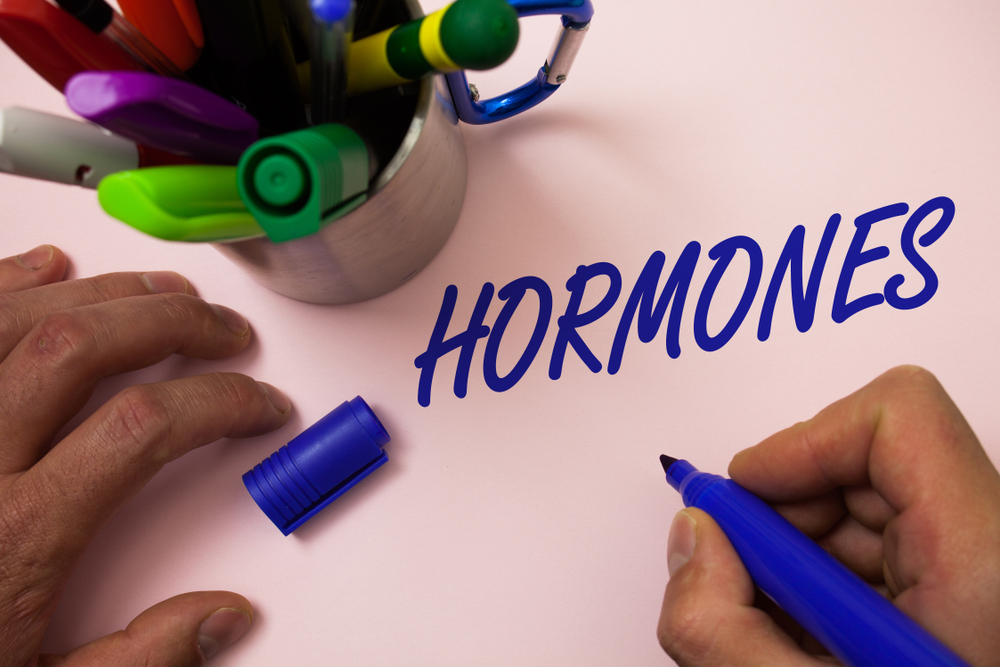 pilonidal cysts hormone