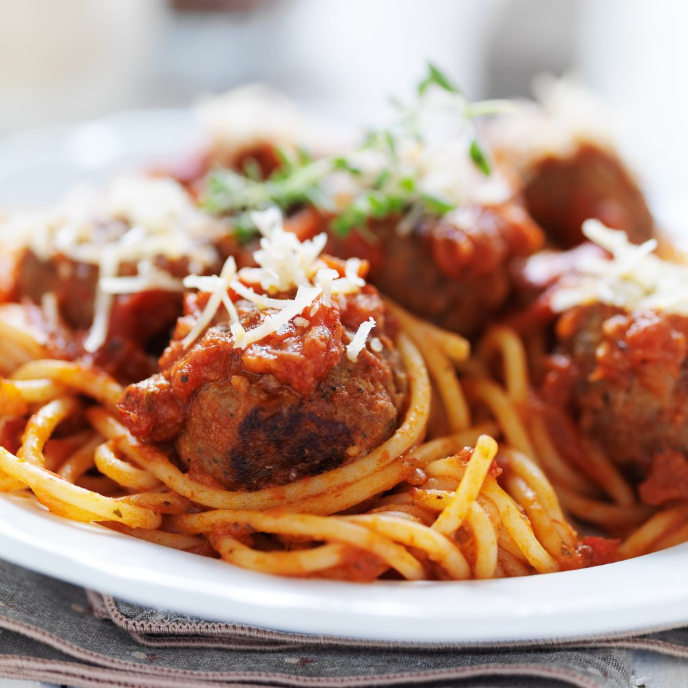 spaghetti macro diet