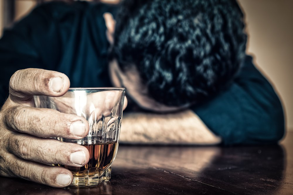 alcohol acute stress disorder