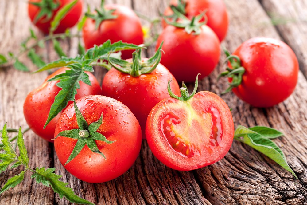 tomatoes fat