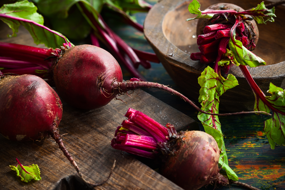 beets raw