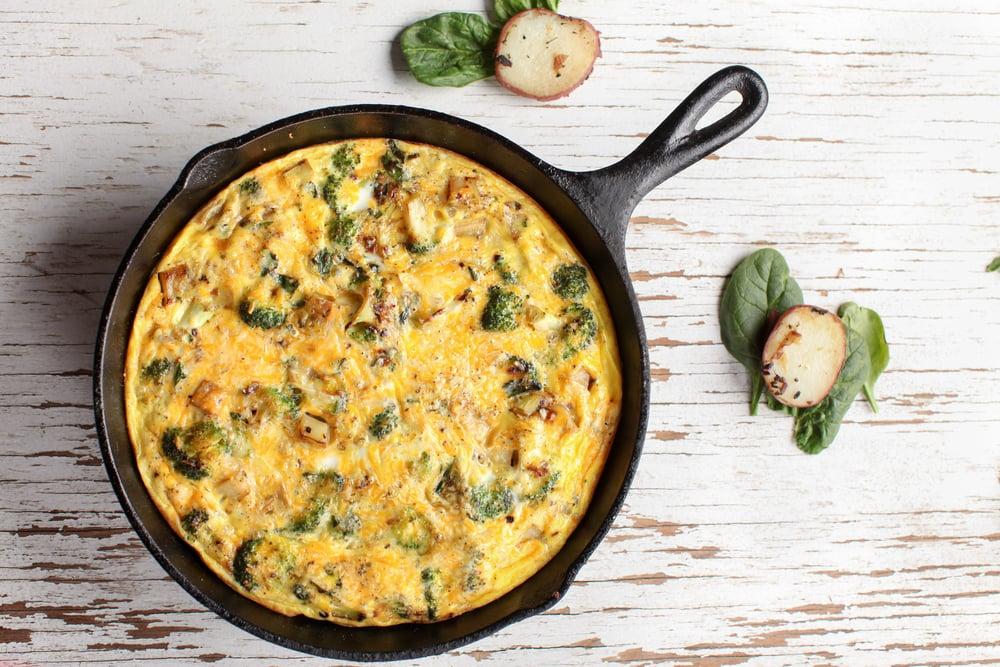 frittata egg