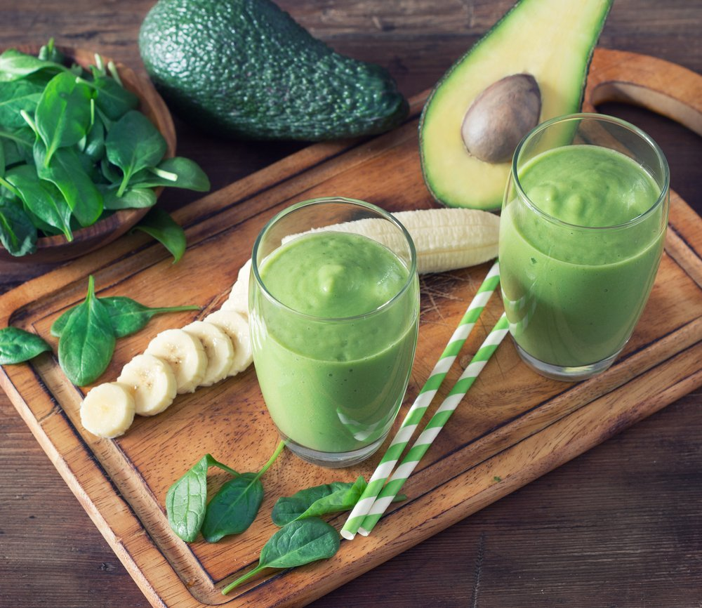 smoothies avocados